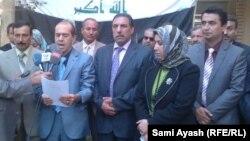 Членовите на Ал-Иракија коалицијата