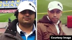 Payam Younesipour's colleagues, Milad Hojatoleslami and Hossein Javadi, were on their way to cover a soccer match in Spain when their Germanwings flight crashed in the French Alps.