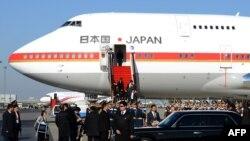 Самолет премьер-министра Японии