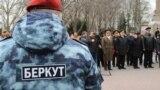 Награждение бойцов спецподразделенния «Беркут» в аннексированном Севастополе, иллюстрационное фото