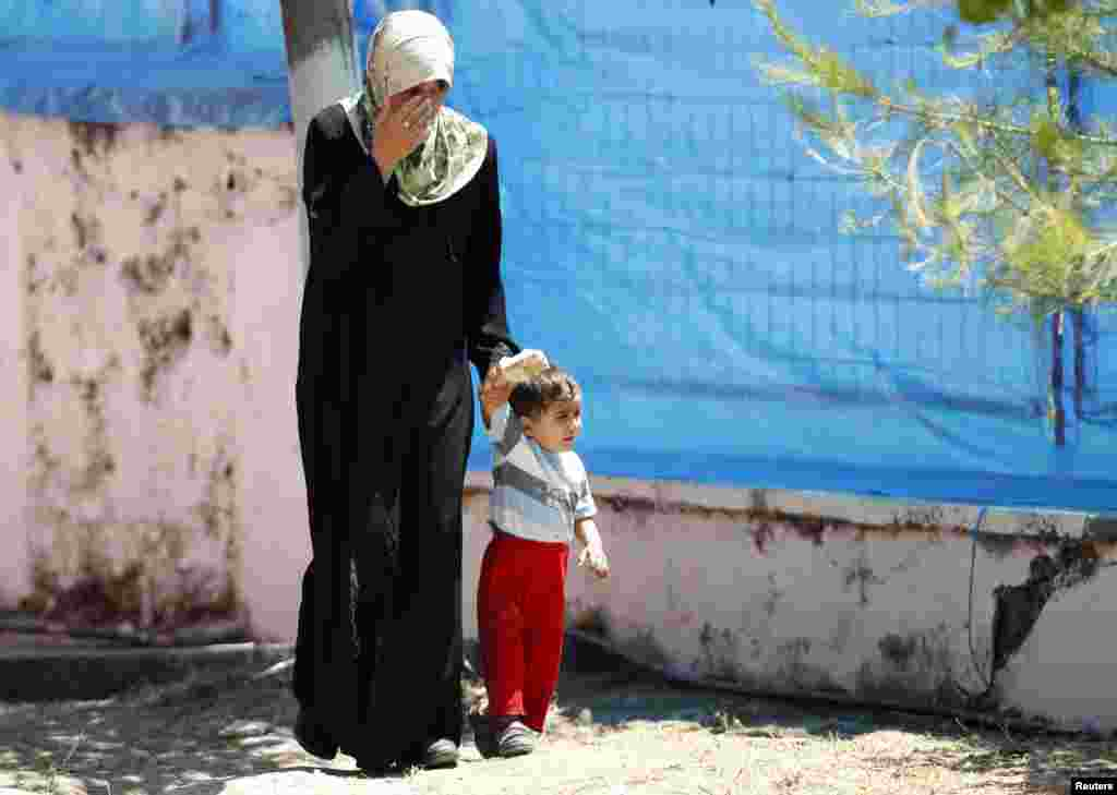 На границе Сирии и Турции