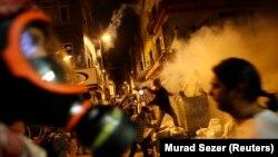 Mari proteste anti-guvernamentale în Turcia