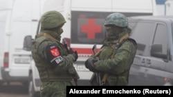 Обмін утримуваними особами на КПВВ «Майорське» в Донецькій області, 29 грудня 2019 року