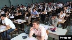Միասնական քննություններ Հայաստանում, արխիվ