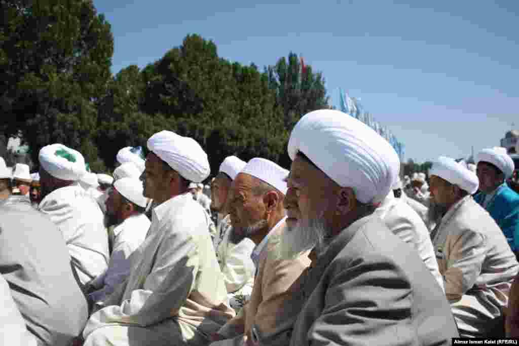 Во время молитвы