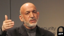 Afghan President Hamid Karzai has led the country since a UN-backed transitional government took over in late 2001, and plans to seek reelection.