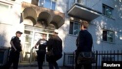 Ofițeri de poliție ca casa agresorului din Montreal