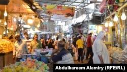 سوق العشار في البصرة