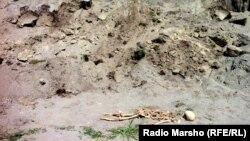 Нохчийчоь -- Юха а дадолланзачу адаман чарх карийна махкахь, Теркйистера Iелин-Юьрт, 21Заз2013