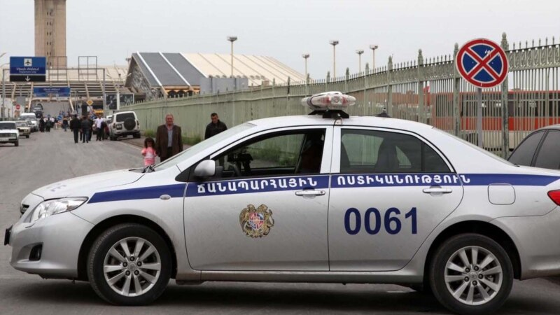 Штрафы за нарушение ПДД в Армении