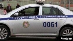 Ոստիկանական մեքենա, արխիվ