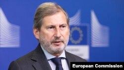 Еврокомисарят за бюджета Йоханес Хан