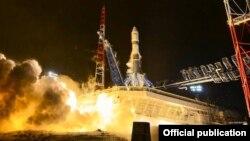 """Ракета легкого класса """"Союз-2.1В"""" была запущена с космодрома Плесецк 5 декабря"""