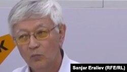 Нурлан Бримкулов.
