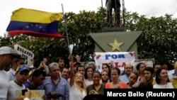 Protesti u Caracasu