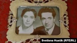 Полина и Александр Бауэр в молодости