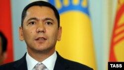 Қырғызстанның премьер-министрі Өмірбек Бабанов