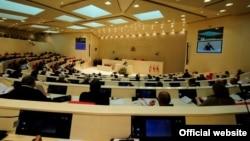 Վրաստանի խորհրդարանի նիստը Քութայիսիում, արխիվ