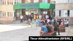 Шалдайская школа-интернат в Павлодарской области.