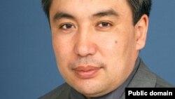 Политолог Бурихан Нурмухамедов.