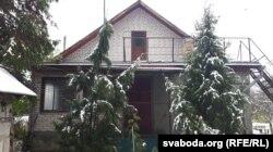 Дом сям'і Шкірманковых у Слаўгарадзе