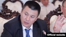Айбек Осмоналиев, экс-директор ФУГИ