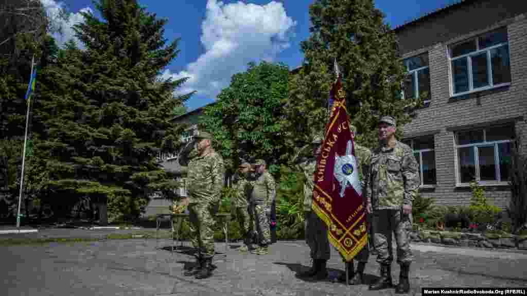 4 червня 25-й окремий мотопіхотний батальйон «Київська Русь» святкував другу річницю створення