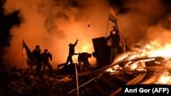 Kiyevdə Maydan hərəkatı - 19 fevral 2014
