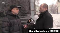 Депутат Борислав Береза каже, що прийшов до Ложкіна
