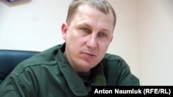 Начальник ГУ МВС в Донецькій області В'ячеслав Аброськін