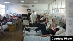 Pacientët në Kosovë