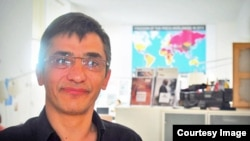 Reza Moeini , head of Iran desk at Reporters sans frontières / Reporters Without Borders / RSF