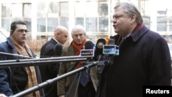 Министр финансов Греции Евангелос Венизелос прибыл на встречу с коллегами в Брюссель