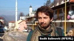 Irvin je proputovao nekoliko kontinenata, ali je odlučio da se vrati u rodnu Srebrenicu