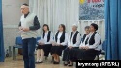 Вечір-реквієм пам'яті жертв Голокосту, виступає Борис Гельман