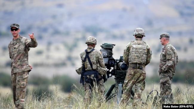 """""""Tradicionalna vojna sila koju SAD ima, susreće se sa rizikom suočavanja sa novom vrstom izazova"""", upozorava Brattberg"""