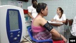 Medicinski pregled u Kolumbiji