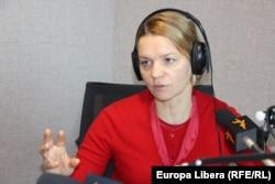 Experta letonă Lollita Čigāne