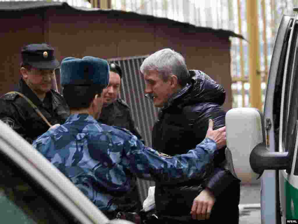 Второе дело Ходорковского и Лебедева #2