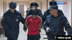 Арест Абдумукима Мамаджонова