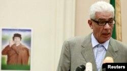 Министр иностранных дел Ливии Мусса Кусса