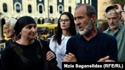 Медико Маргошвили и Малхаз Мачаликашвили