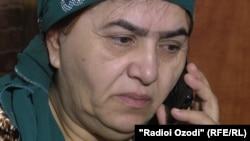 Муҳаббат Маҳмудова