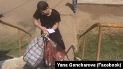 Олександр Костенко, який відбував покарання у російській колонії, 3 серпня був звільнений