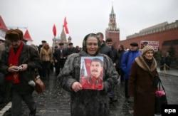 Сегодняшние поклонники Сталина