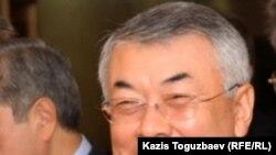 Сарыбай Қалмырзаев, Қазақстан президентінің іс басқарушысы. Алматы, 12 қыркүйек 2010 жыл