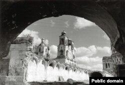 Царква Сьвятога Спаса ў Магілёве, 1942 год