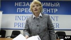 """Руководитель ассоциации """"Голос"""" Лилия Шибанова"""