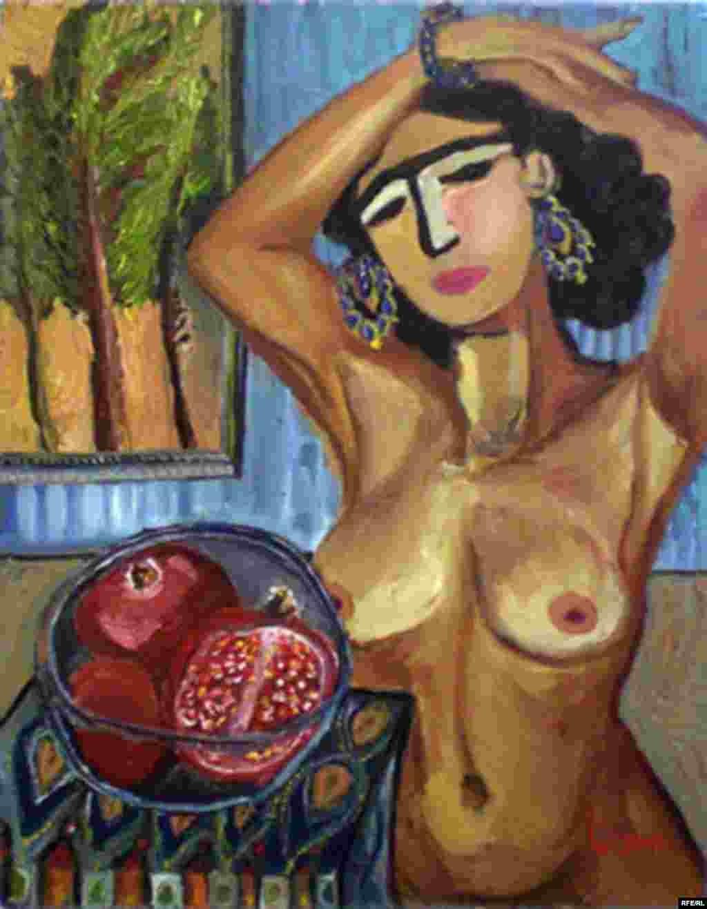 Iranian-American Artist Mona Shomali #7