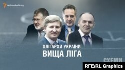 Ілюстрація до телепрограми журналістських розслідувань «Схеми»